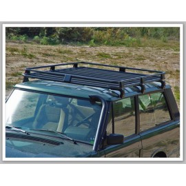 Galerie de toit longue 6 pieds AFN Range Rover Classic