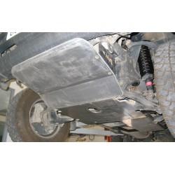 Protection avant alu N4 Toyota Landcruiser 90 (96-02)