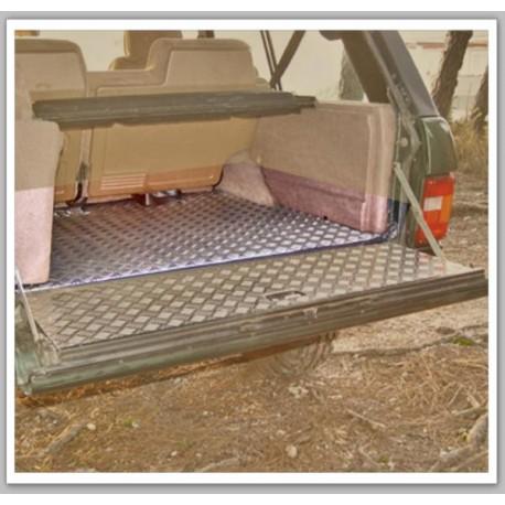 recouvrement alu stri plancher coffre afn range rover classic. Black Bedroom Furniture Sets. Home Design Ideas