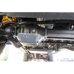 Protection nez de pont avant alu N4 Toyota Landcruiser 80 (90-98)