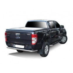 Tonneau cover alu Ford Ranger Dble Cab (12-15)