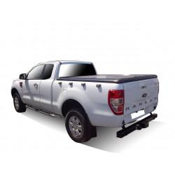 Tonneau cover alu Ford Ranger Super Cab (12-15)