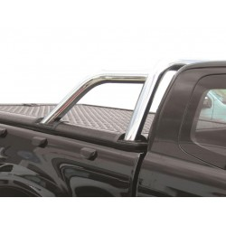 Tonneau cover alu noir Ford Ranger Super Cab (12-15)