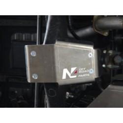 Protection nez de pont arr. alu N4 Ford Ranger (ap.2012)