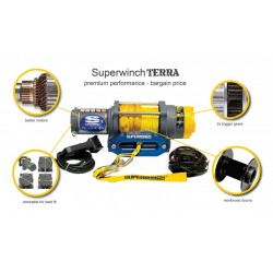 SUPERWINCH TERRA 45 12V 2041KG