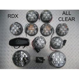 Feux RDX LEDS Blancs Defender