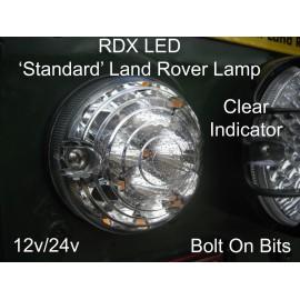Feu Clignotant RDX LEDS Blancs Defender