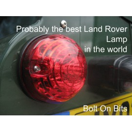 Feu Stop RDX LEDS Rouges Defender