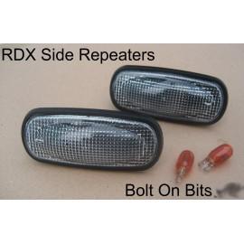 Répétiteur de clignotant RDX clairs Defender et Freelander 1