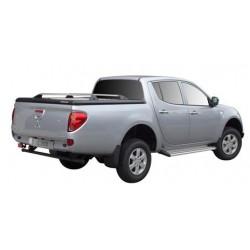 Couvre benne alu UPSTONE pour Mitsubishi L200 Dble Cab (10-14)