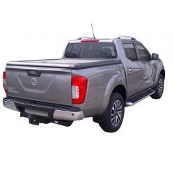 Couvre benne alu UPSTONE pour Nissan Navara NP300 Dble Cab (16-)