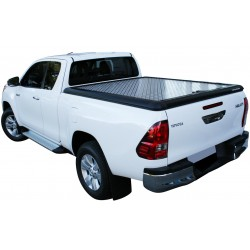 Couvre benne alu UPSTONE pour Toyota Hilux Revo Dble Cab (16-)