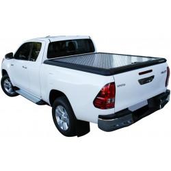 Couvre benne alu UPSTONE pour Toyota Hilux Revo Extra Cab (16-)