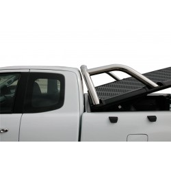 Couvre benne alu UPSTONE pour Ford Ranger Dble Cab (12-15)