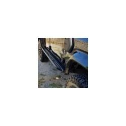 Protection bas de caisse renforcé noir D6 LR Defender 110