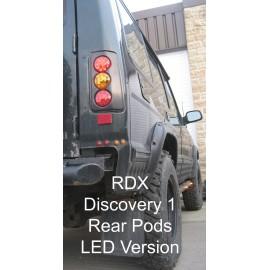 Feu arrière RDX à leds Discovery 1