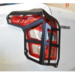 Protection feux arrière Mitsubishi L200 (15-19)