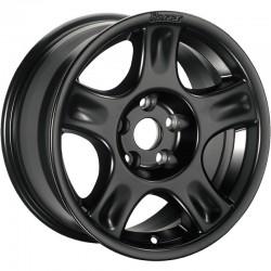 Jante aluminium RACER Noire 8x17 6x139.7 ET20 CB106,1