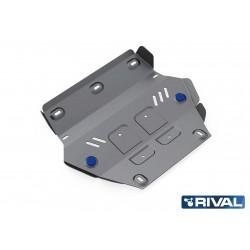 Protection inférieure Radiateur Isuzu D-MAX 12-20 (RIVAL)