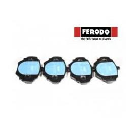 Plaquettes de frein arrière Defender 90 (FERODO)