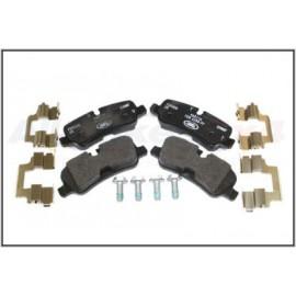 Plaquettes de frein arrière LR015519F (FERODO)