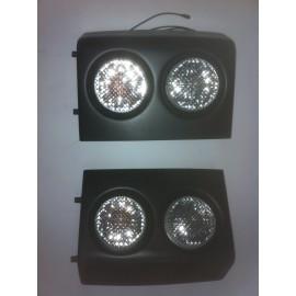 Feu avant RDX à ampoules Range Rover Classic