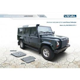 Protection boite de vitesses Defender 110 TD4 (RIVAL)