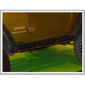 Barres latérales avec support Hi-lift AFN jeep JK