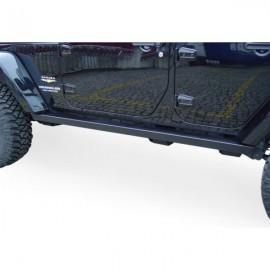 Barres latérales avec support Hi-lift AFN jeep JK 5 portes