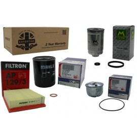 Kit Filtration Defender 2.5 TD5 (Premium)