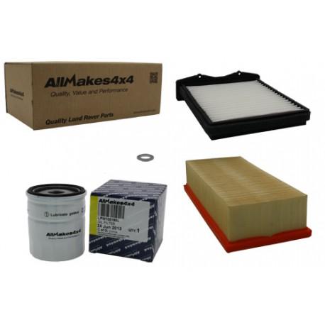 Kit Filtration Freelander 1.8i (après 1A000000 - Economique)