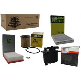 Kit Filtration Freelander 2 2.2 TD4/SD4 (Premium)