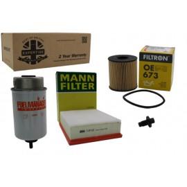 Kit Filtration Defender 2.4 TD4 (Premium)