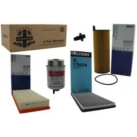 Kit Filtration Range L322 3.6 TDV8 (Premium)