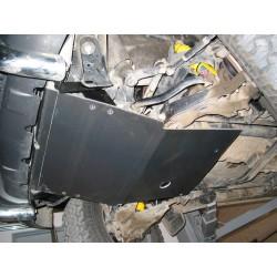 Protection avant alu N4 Ford Maverick