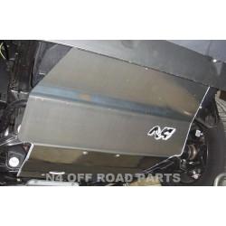 Protection avant alu N4 Ford Ranger (ap.2012)