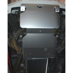 Protection avant alu N4 Isuzu D-MAX Euro 4 (07-12)