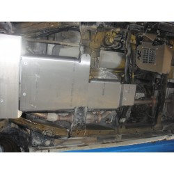 Protection BV et BT alu N4 Isuzu D-MAX Euro 4 (07-12)