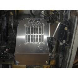 Protection radiateur de GO N4 Isuzu D-MAX Euro 4 (07-12)