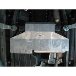 Protection boite de transfert alu N4 Land Rover Discovery III