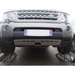 Protection avant alu N4 Land Rover Discovery IV