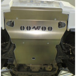 Protection avant alu N4 Mitsubishi Pajero 4 (07-)
