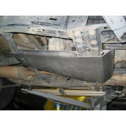 Protection boite de transfert alu N4 Nissan Patrol Y61 GR 5P (98-10)