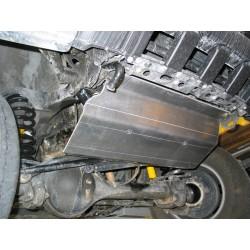 Protection avant alu N4 Nissan Patrol Y61 GR (03-10)