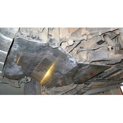 Protection avant alu N4 Nissan Navara D22 NP300 (97-05)