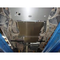 Protection BT et BV alu N4 Nissan Navara D40 (05-15)
