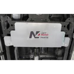 Protection boite de transfert alu N4 Nissan Navara D23 NP300 (16-)