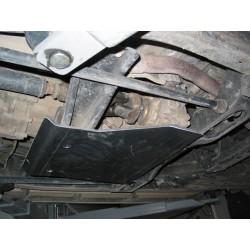 Protection boite de transfert alu N4 Nissan Terrano 2 (93-06)