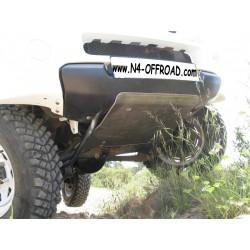 Protection avant alu N4 Suzuki Jimny DDiS (98-)
