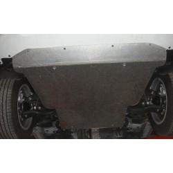 Protection avant alu N4 Toyota Rav4 III (10-13)